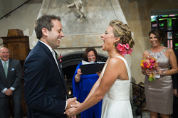 Newlyweds Laugh