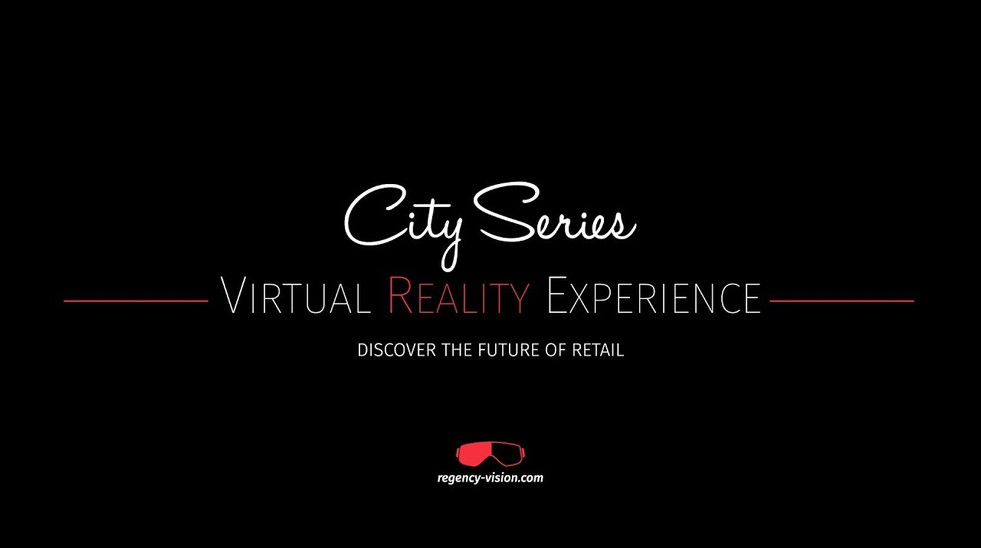 CITY SERIES VR EXPERIENCE