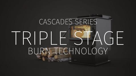 TRIPLE STAGE BURN TECHNOLOGY