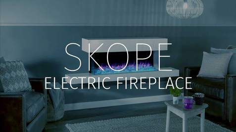 SKOPE ELECTRIC FIREPLACES