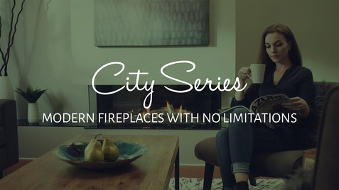 CITY SERIES GAS FIREPLACES