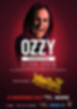 ozzy osbourne, judas priest, no more tours, 22 noviembre, 2020, wizink center, madrid, live nation,