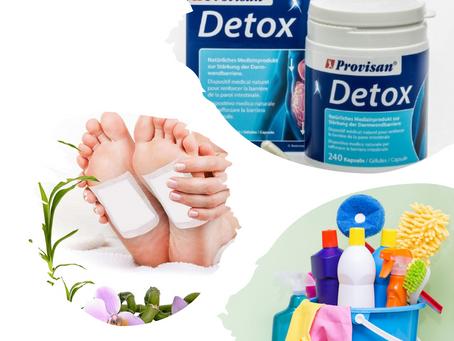 Hat unser Körper einen Putzplan oder benötigt er eine Detoxkur?