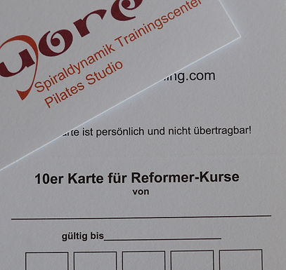 10er Karte Reformer