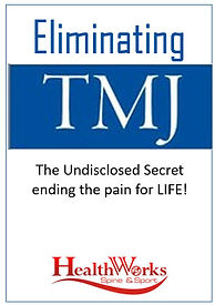 Download PDF on Eliminating TMJ - the secret to ending jaw pain