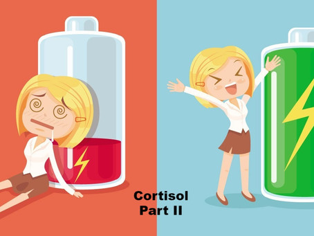 Cortisol for Weight Loss & Health - II
