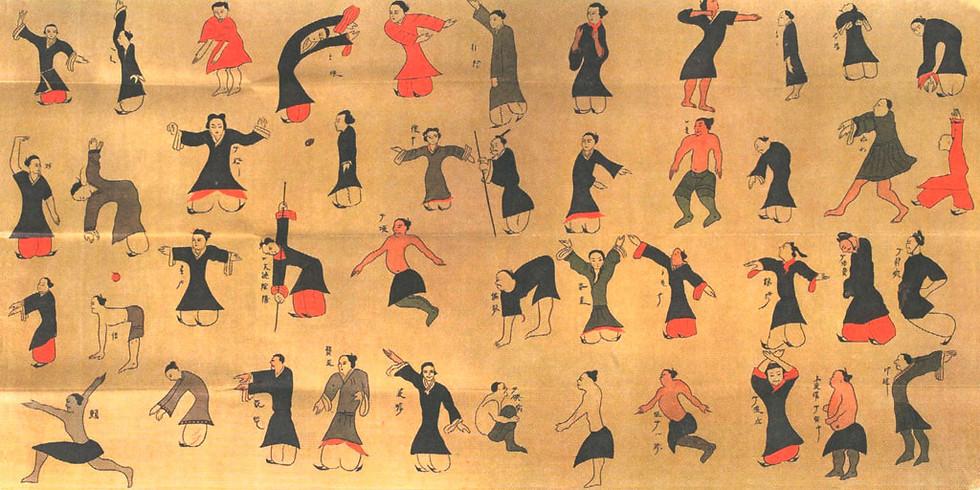 Five Animal Qi Gong