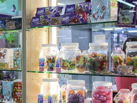 """Открылась лавка со сладостями """"Candy Shop""""!"""