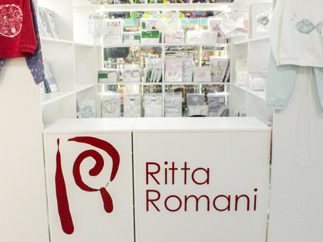 Открылся магазин детского нижнего белья Ritta Romani!