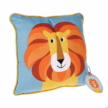 Larry the Lion Cushion