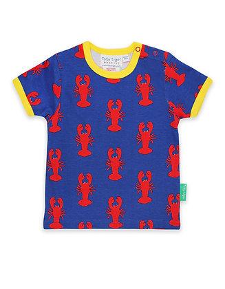 Toby Tiger Lobster T-shirt