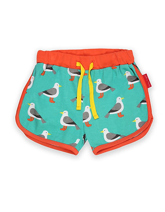 Toby Tiger Seagull Running Shorts