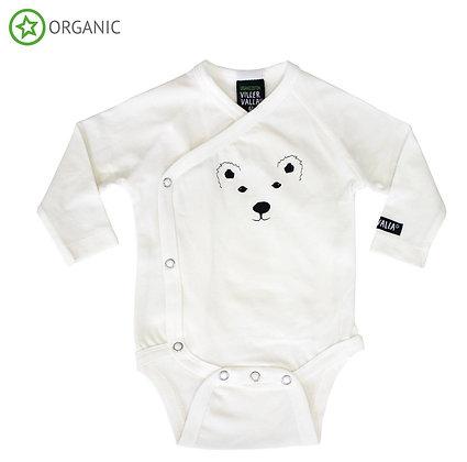 Villervalla Polar Bear Wrap-Over Body