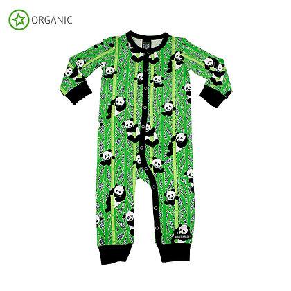 Villervalla Panda Bodysuit