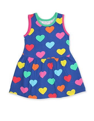 Toby Tiger  Heart Dress
