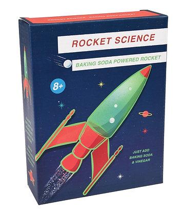 Make Your Own Baking Soda Space Rocket