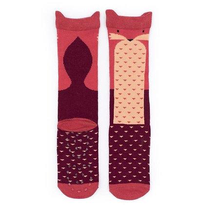 Billy Loves Audrey Fox Socks