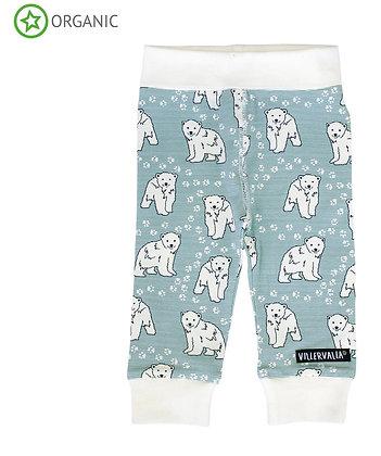 Villervalla Polar Bear Baby Leggings