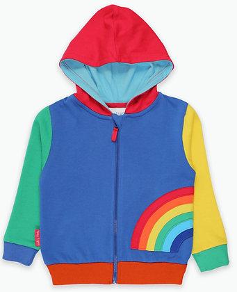 Toby Tiger Rainbow Hoodie