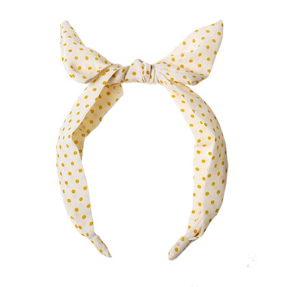 Rockahula Spotty Tie Headband