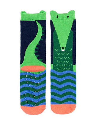 Billy Loves Audrey Croc Socks
