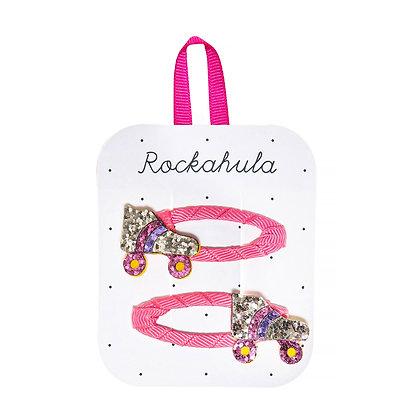 Rockahula Roller Disco Glitter Hair Clips