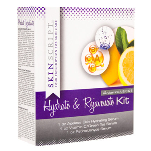 Hydrate & Rejuvenate