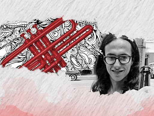 Andrés Caicedo compõe um monólogo desafinado em VIVA A MÚSICA!