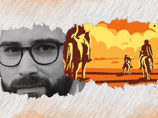 O pampa gaúcho do século XX retorna em ANDARILHOS, romance de R. Tavares