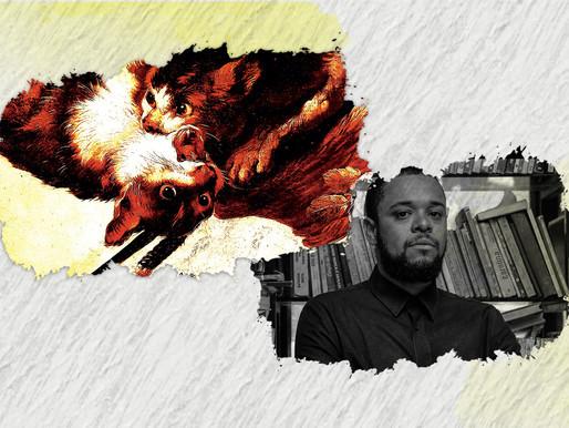 FEBRE DE ENXOFRE: Lucidez doentia e grotesca de um poeta maldito