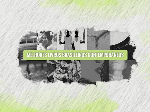OS MELHORES LIVROS BRASILEIROS CONTEMPORÂNEOS QUE LI EM 2019