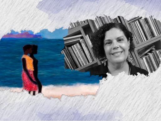 """Identidade afro-brasileira em """"Por cima do mar"""" de Deborah Dornellas"""