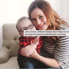Meet Jenna Gines: Different Needs Mom & Advocate