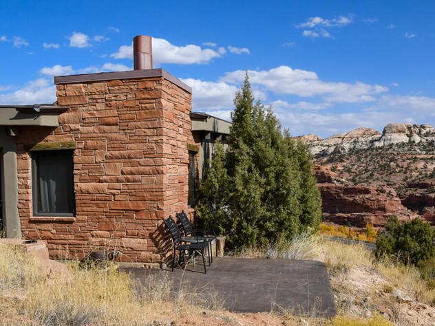 lodging in escalante utah
