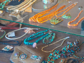 handcrafted jewelry for sale in escalante utah