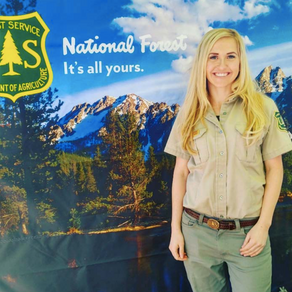 Meet Sierra: Wildland Fire Contracting and Public Information Officer