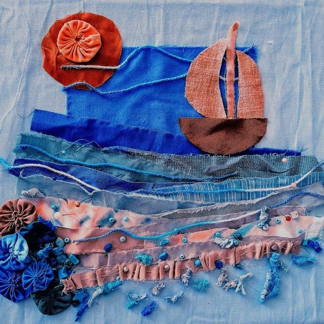 Sharon Prigan, Prigan Art, Upcycle Art