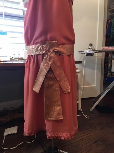 setting waistband