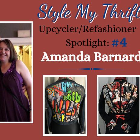 Upcycler Spotlight #4: Amanda Barnard, Norfolk-U.K.