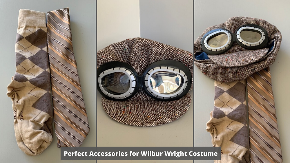 Accesories for Wilbur Wright