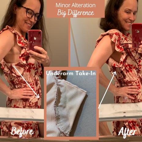 Thrift Clothes Alterations Round-Up