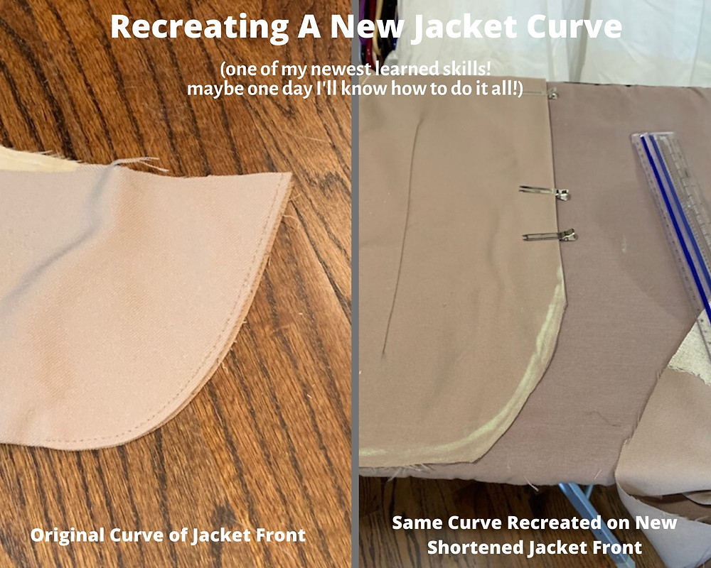 Recreating A New Jacket Curve