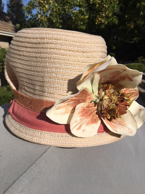 flowere hat