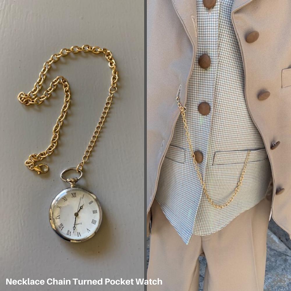 Pocket Watch Wilbur Wright