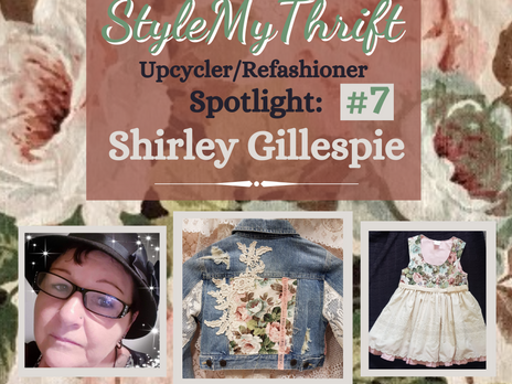Upcycler Spotlight #7: Shirley Gillespie--Tauranga, New Zealand