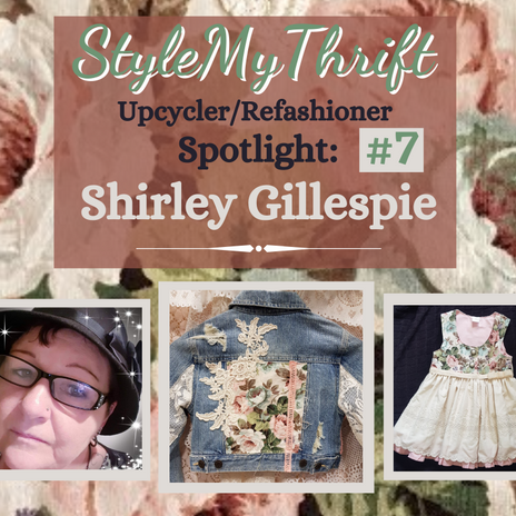 Upcycler Spotlight #7: Shirley Gillespie--Tauranga, New Zealand