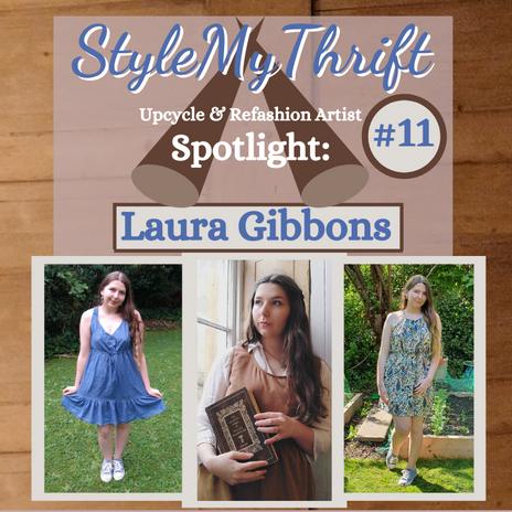 Upcycler Spotlight #11: Laura Gibbons--Gloucestershire, UK