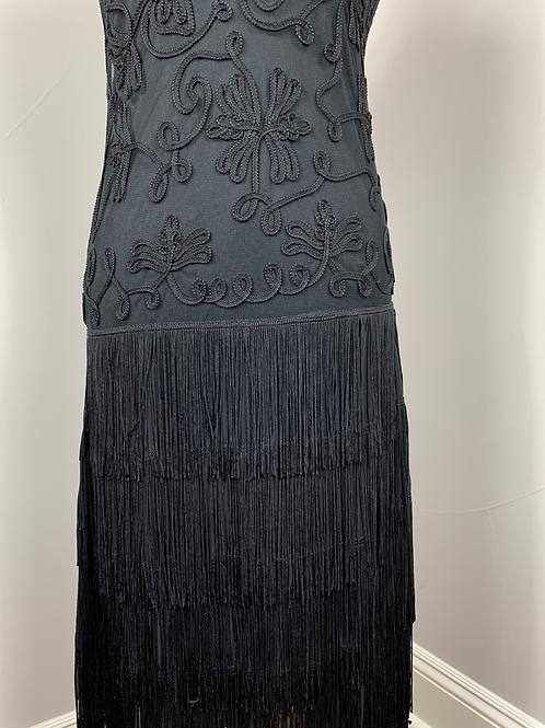 High Quality Non-Costume Vintage Flapper Dress