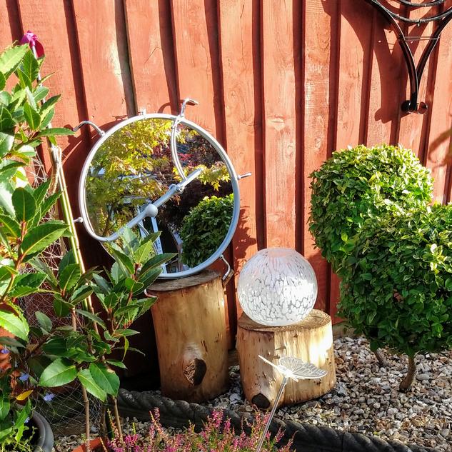 Terry Lloyd Upcycle Garden Decor