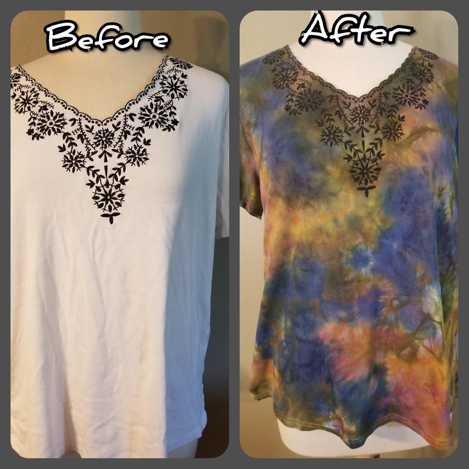 Rebecca Jones Upcycle Clothing Dye-Arts